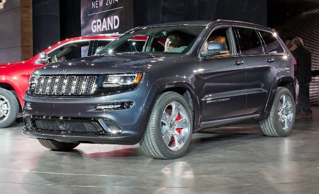 2015 Jeep Grand Cherokee MPG