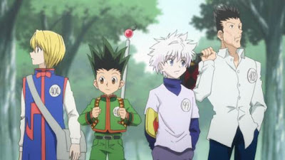 Karakter Hunter x Hunter