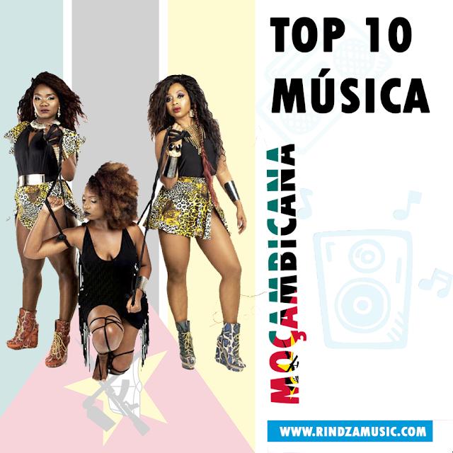 Top 10 - Top Música Moçambicana