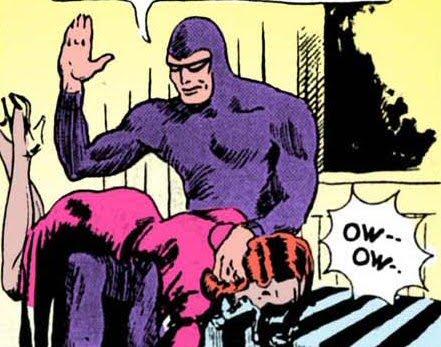 Batman ja Robin ottaa homo seksiä
