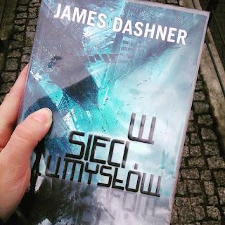 W sieci umysłów - James Dashner (Doktryna śmiertelności, tom I)