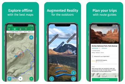 تحميل تطبيق ViewRanger يُقدّم لك خرائط وطرق بالواقع المُعزز | الأندرويد و الأيفون