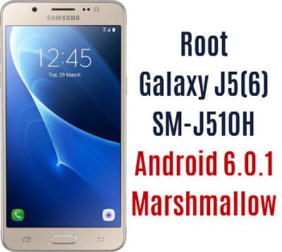 Root Galaxy J5 2016 SM-J510H