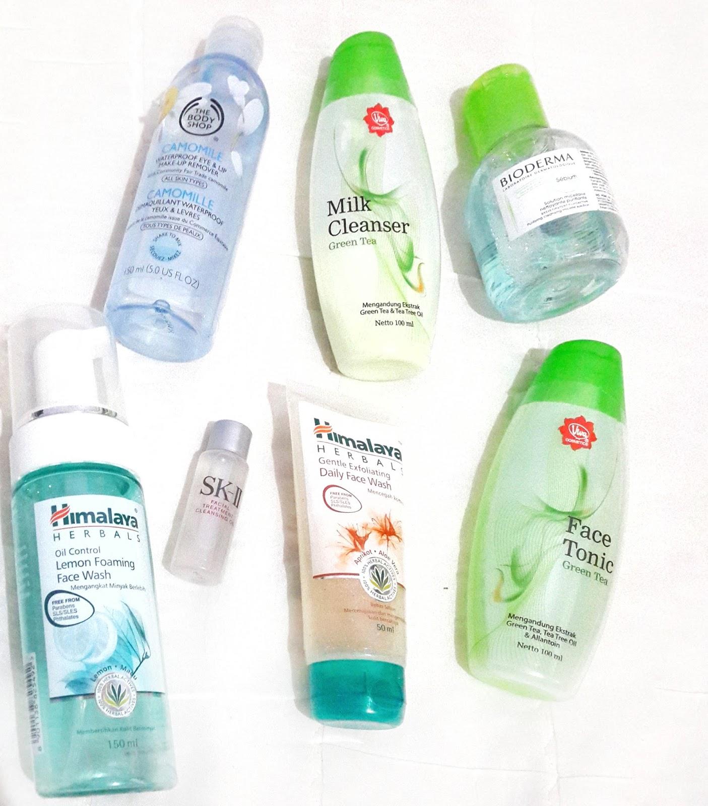 Skin Care Viva Untuk Kulit Berminyak: Produk Skin Care Yang Wajib Digunakan Wanita Usia 20an