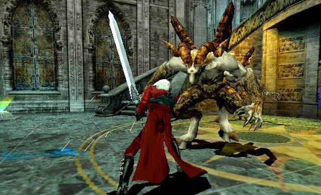 Devil May Cry 2 PC Gameplay