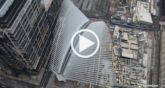 BRyCO: Official World Trade Center Oculus Construction Time-Lapse