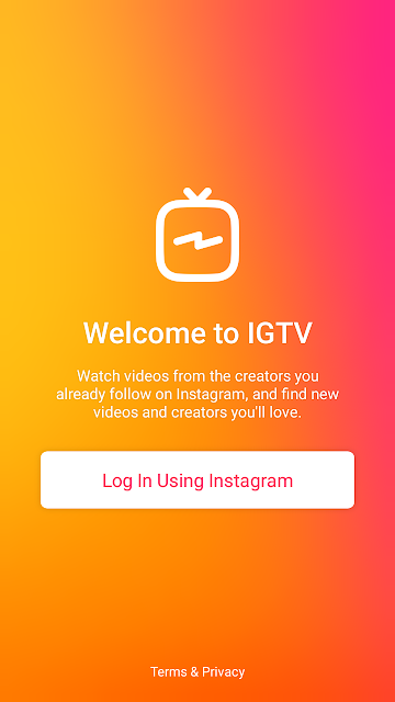 Download Instagram IGTV for Android & iOS Free