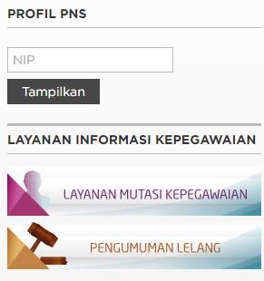 Cara Cek Data PNS di BKN  Lengkap 2016