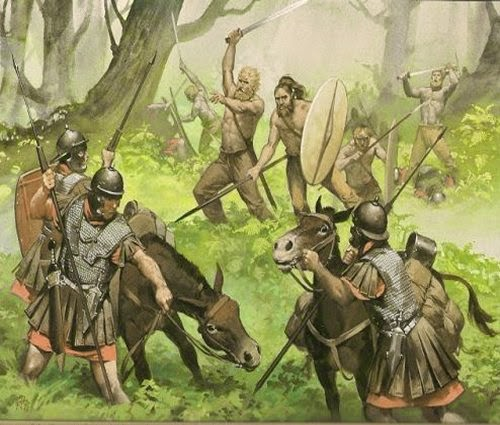 Gallic & Celtic Warbands picture 4
