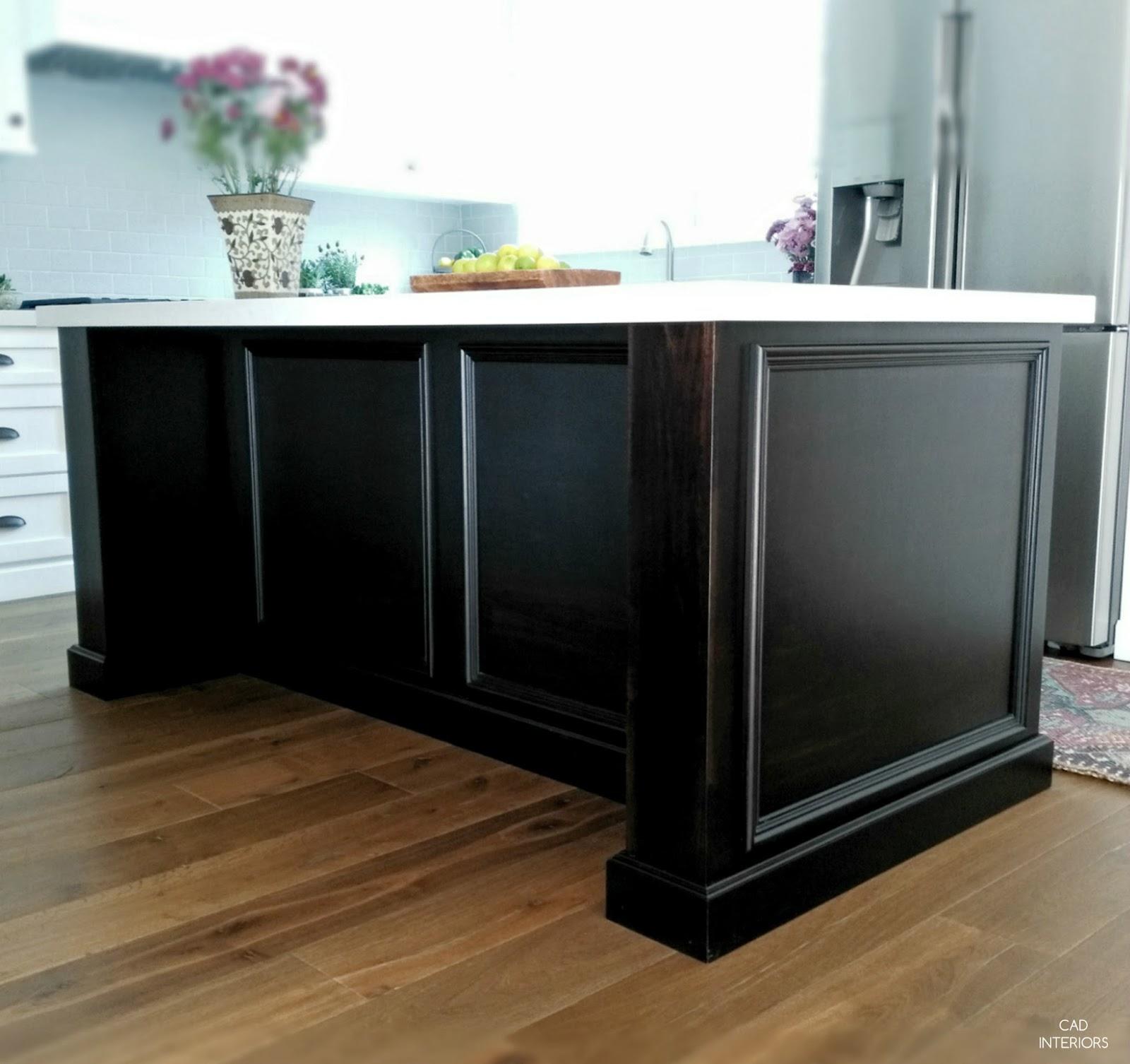 CAD INTERIORS kitchen renovation