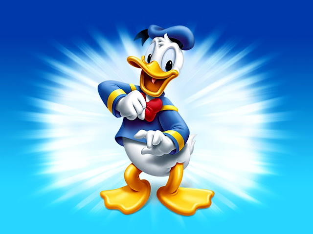Cinema e teatro  PAPERINO - Donald Duck - Walt Disney bf774fc6ac3
