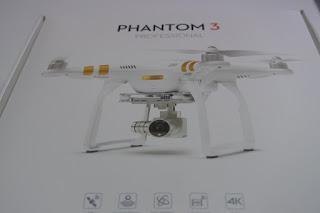 【BLOG】DJI PHANTOM3 Professional 開封の儀-1