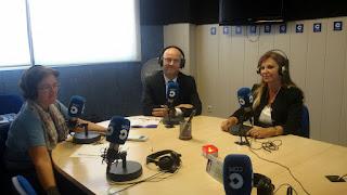 Estrevista radio sobre Nanothermia contra el cáncer Dr. Martinez
