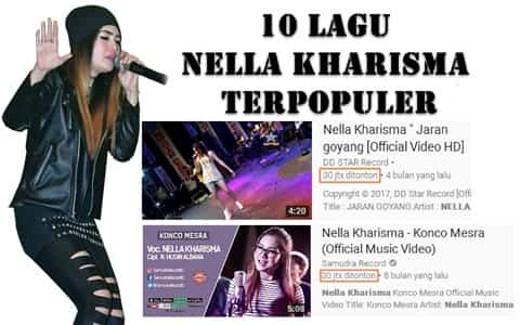 Download Lagu Nella Kharisma 2018