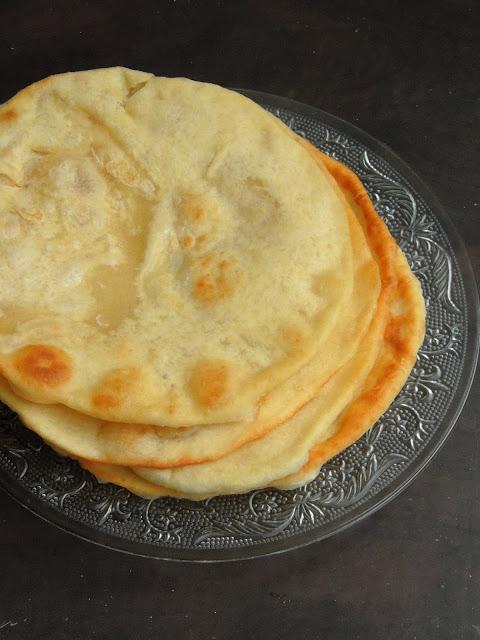 Shelpek, Kazakh Fried Flatbread