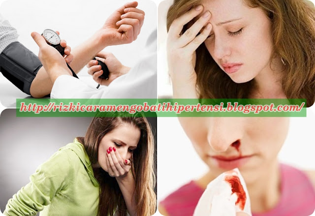 Ciri-Ciri Gejala Hipertensi