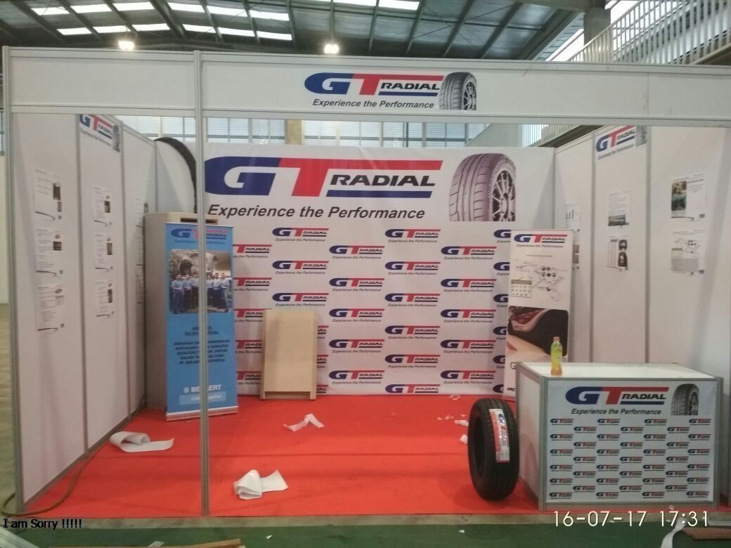 Sewa Stand Booth R8 Partisi Pameran Stand 085100463227