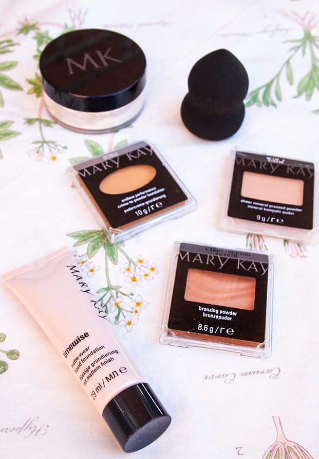 Maquillaje Mary Kay