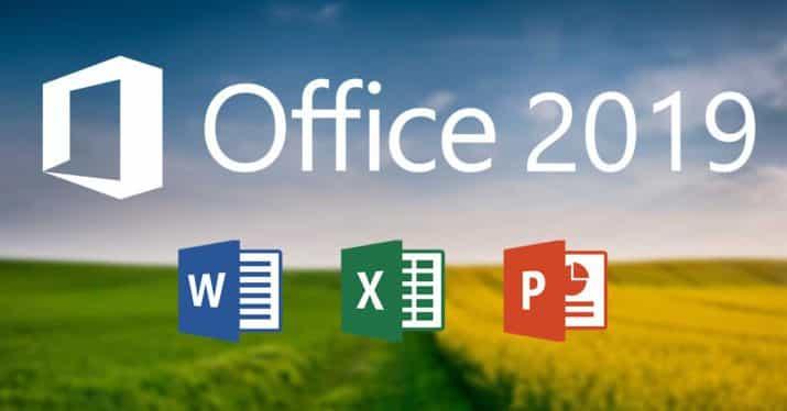 Năm 2018 đón chào Office 2019, nam-2018-don-chao-office-2019