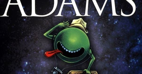 """Quick Book Reviews: """"The Ultimate Hitchhiker's Guide to"""