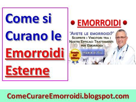 Sintomi di emorroidi interne a gravidanza