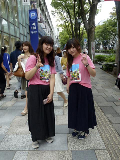 girls dress alike pimk