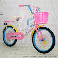 Sepeda Anak Erminio 506 18 Inci
