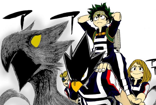 20 Anime Spring 2017 Yang Paling Ditunggu Versi ANN