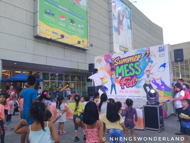 Summer Mess Fest Kicks Off at SM City Masinag