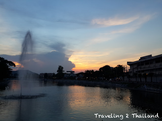 Traveling in North-East Thailand