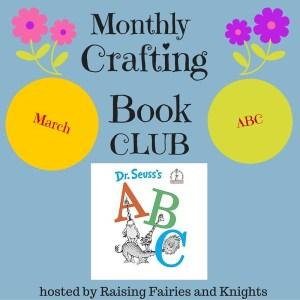 http://www.raisingfairiesandknights.com/monthly-crafting-book-club-march/