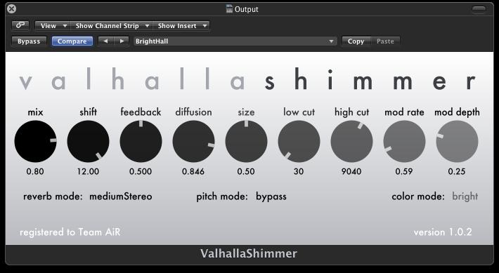 ValhallaDSP - Plugins Bundle [AU, VST, RTAS, MAC OSX][x32x64] | VSTorent