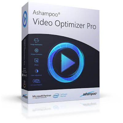 Ashampoo Video Optimizer Pro full key, serial, license, lizenzschlüssel, discount coupon code
