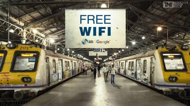 Google Station 'Layanan WiFi Gratis dan Super Cepat'