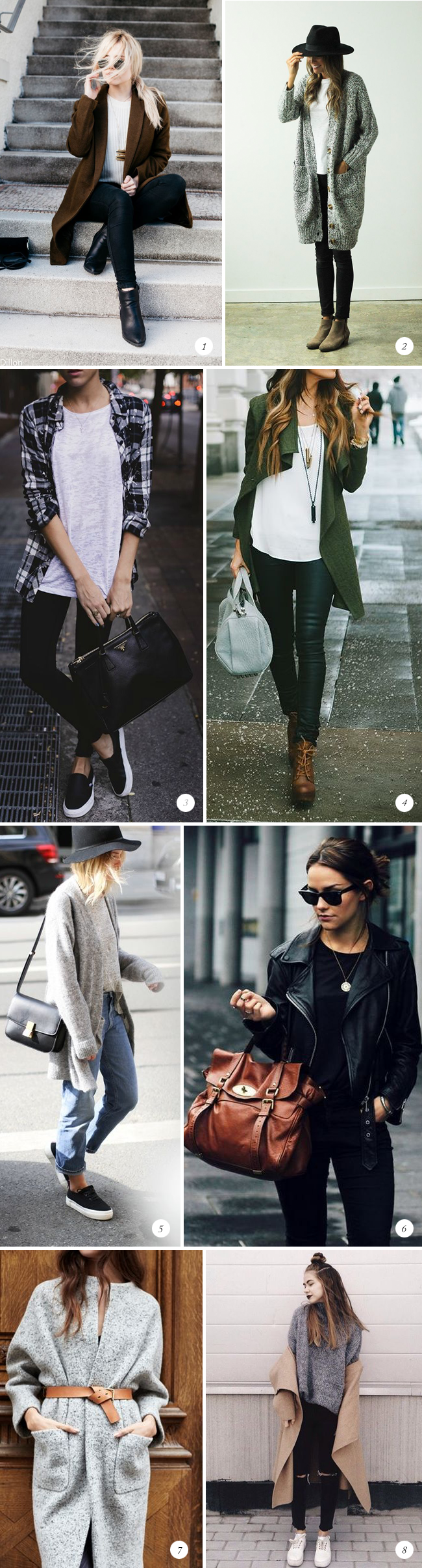 8 Great Winter Looks