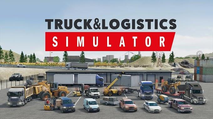 Truck and Logistics Simulator İndir - Full Türkçe