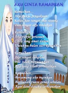 Contoh Puisi Bulan Suci Ramadhan