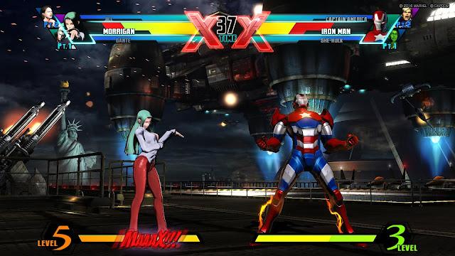 Ultimate Marvel vs Capcom 3 + Online Captura 3