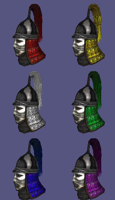 Mound Blade Warband Khergit Hordes Modu Kasklar