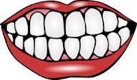 Soal UAS IPA Kelas 1 Semester 1 bagian tubuh (gigi)