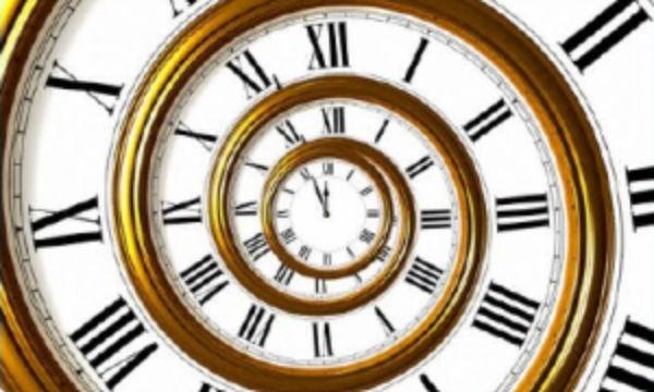 el tiempo pasa mas rapido que antes