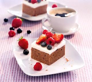 Chocolate mascarpone cake recipe