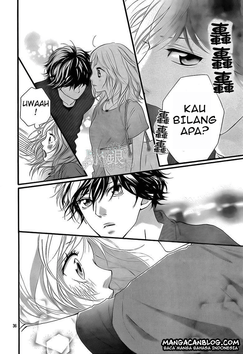 Ao Haru Ride Chapter 15-37