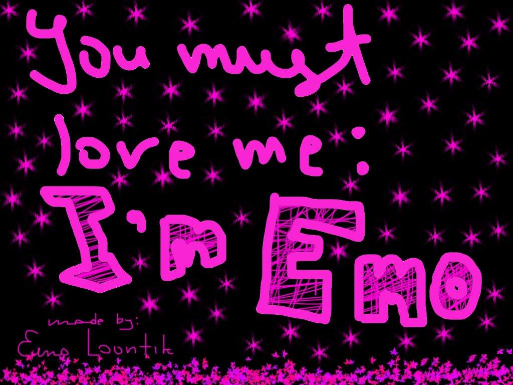 Cute Wallpapers Of Hello Kitty Emo Paris 2012 Emo Love Quotes Emo Poems