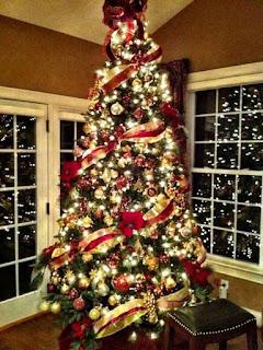 Elegant Christmas Tree Decorating Ideas