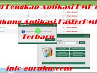Download Lengkap Aplikasi PMP dan Pendukung Aplikasi FasterPMP Terbaru