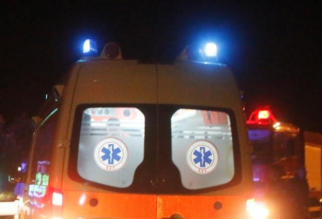 Γιάννενα: Εκτροπή Οχήματος Στη Διασταύρωση Σκλίβανης Με Ελαφρά Τραύματα Η Οδηγός