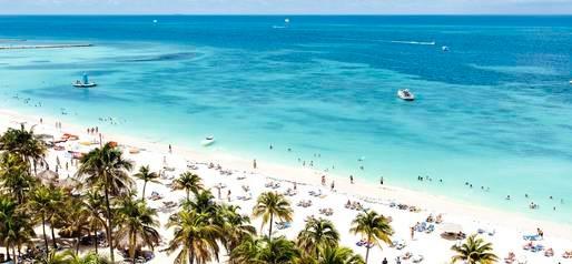 Palm Beach, Aruba, mejores playas del Caribe