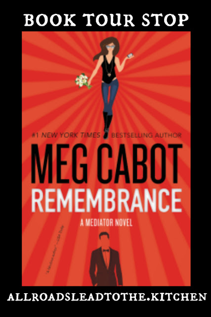 Remembrance by Meg Cabot, a #TLCBookTours stop