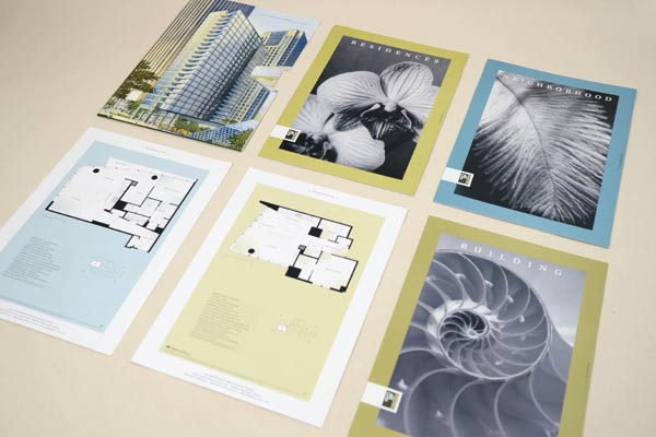 35 Best Examples Of Condominium Brochure Design Ideas